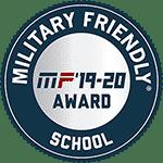 Military Friendly School Award Logo