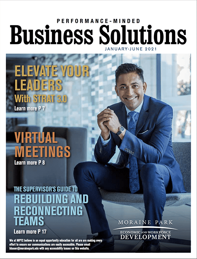 Business Solutions Magazine winter 2020