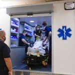 Paramedic-EMT includes an ambulance classroom